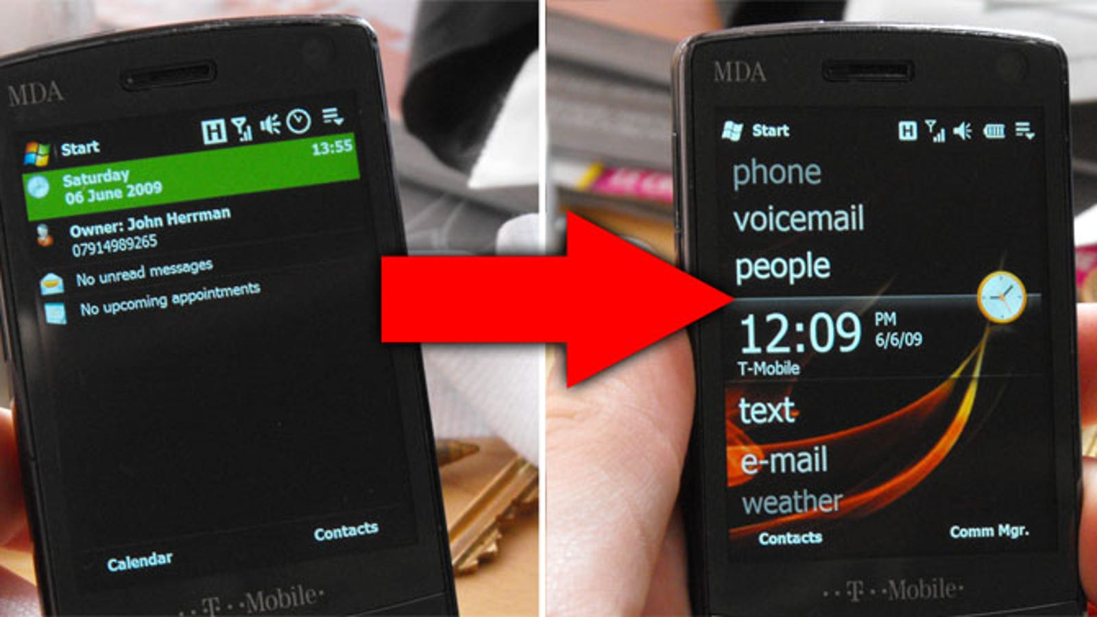 How To Install Windows Mobile 65 Right Now Samsung Sgh I900 Service Manual