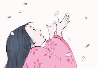 Illustration for article titled The Tale of Princess Kaguya is Bittersweet and Beautiful