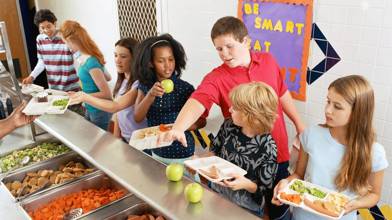 Illustration for article titled Washington State bans schools from lunch-shaming kids who can't pay