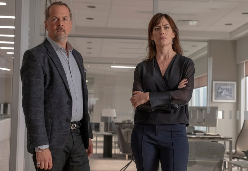 David Costabile, Maggie Siff