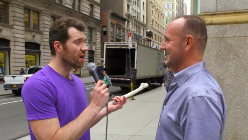 Illustration for article titled Billy Eichner bids a fond and hilarious farewell to Bones