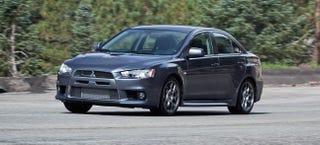 Illustration for article titled Hooray! Mitsubishi Isn't Killing The Lancer Evolution