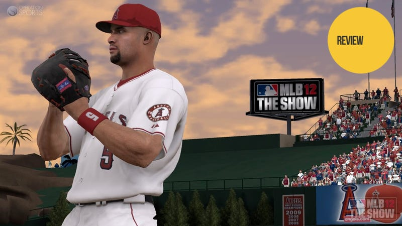 Illustration for article titled MLB 12: The Show: The Kotaku Review