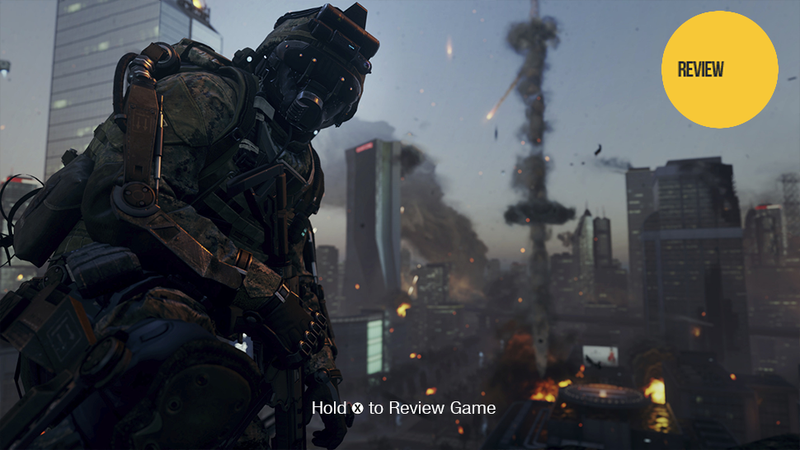 Illustration for article titled Call Of Duty: Advanced Warfare: The Kotaku Review