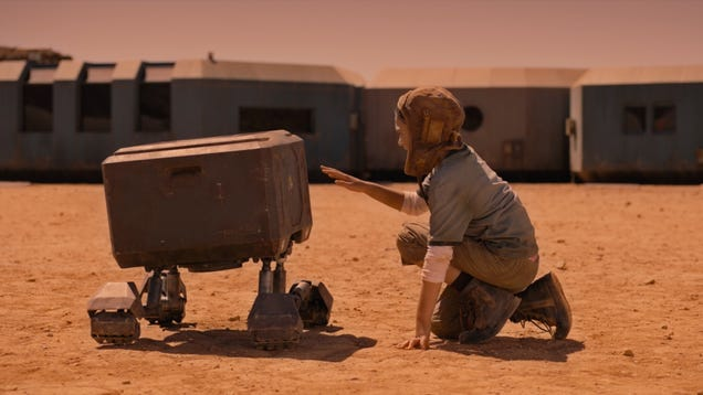 Settlers  New Trailer Harvests Peril on the Martian Frontier