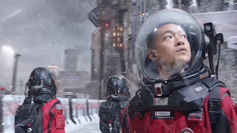 Netflix Stealth Dropped Chinese Sci-Fi Blockbuster The Wandering Earth This Weekend, and No One Noticed