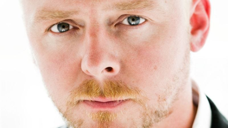 Illustration for article titled Simon Pegg