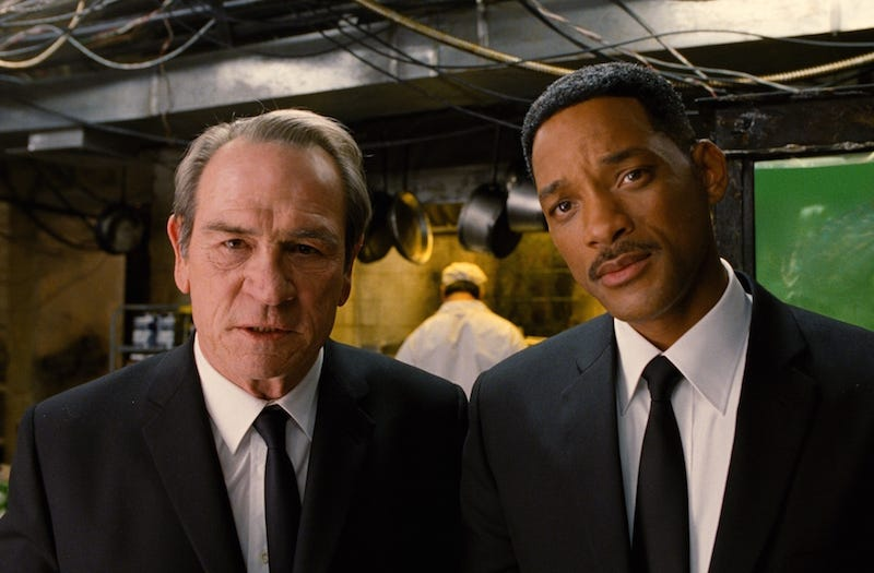 Illustration for article titled Men in Black Isn't Getting a Sequel, So Now It's Getting a Remake