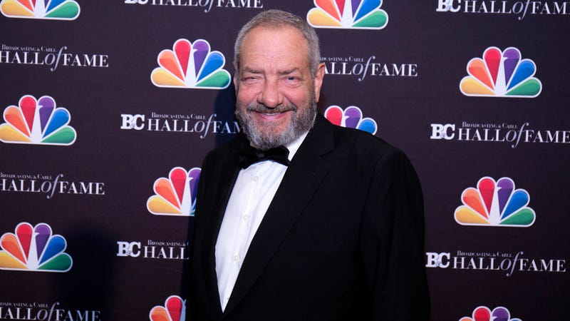 Dick Wolf, reminding his network who's really in charge.
