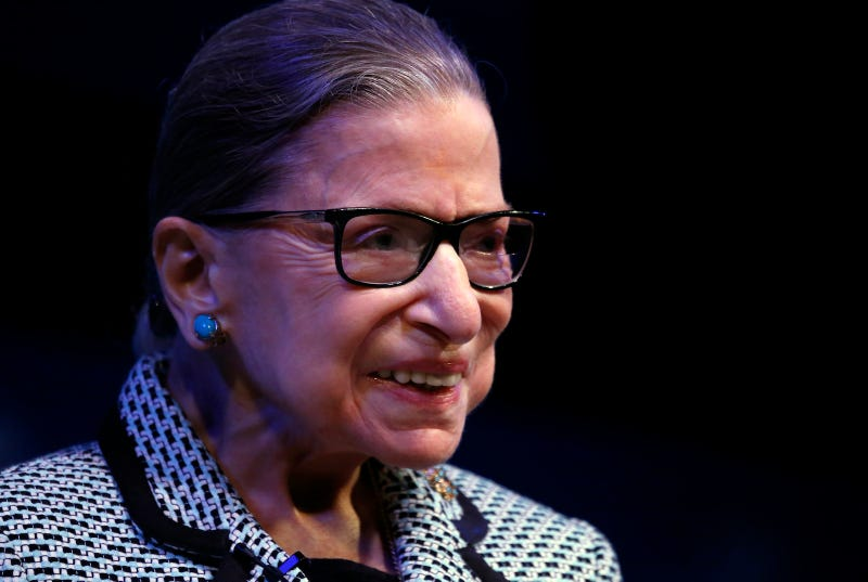 Illustration for article titled Praise Be, Ruth Bader Ginsburg Is Out and About Following Cancer Treatment