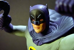 Illustration for article titled Adam West Wants To Play Batman Snr. In New Movie