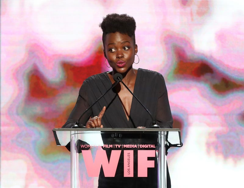 Actress Lupita Nyong'o at an event in Beverly Hills, Calif., on June 13, 2017  (Frederick M. Brown/Getty Images)