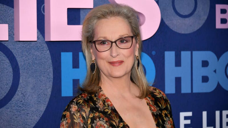 Illustration for article titled Meryl Streep Does Not Know What Toxic Masculinity Means