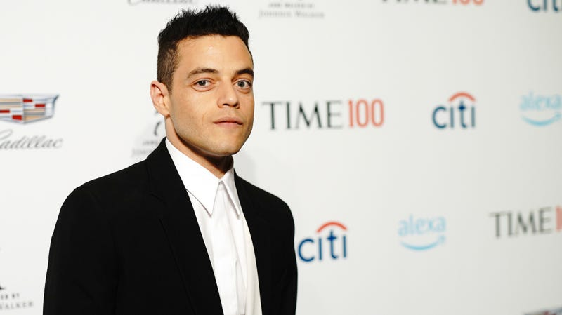 Illustration for article titled 'Super Humble' Rami Malek Ate Dinner Alone Yesterday and Yet, When I Do It, No One Writes Shit