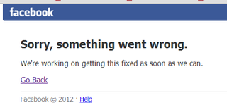 Illustration for article titled FACEBOOK DIED!!!