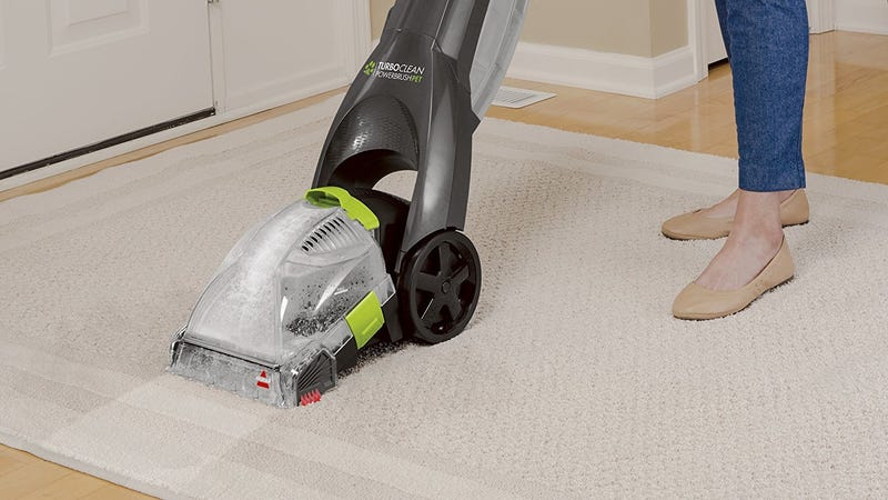 Bissell TurboClean Powerbrush Pet Upright Carpet Cleaner | $75 | Amazon