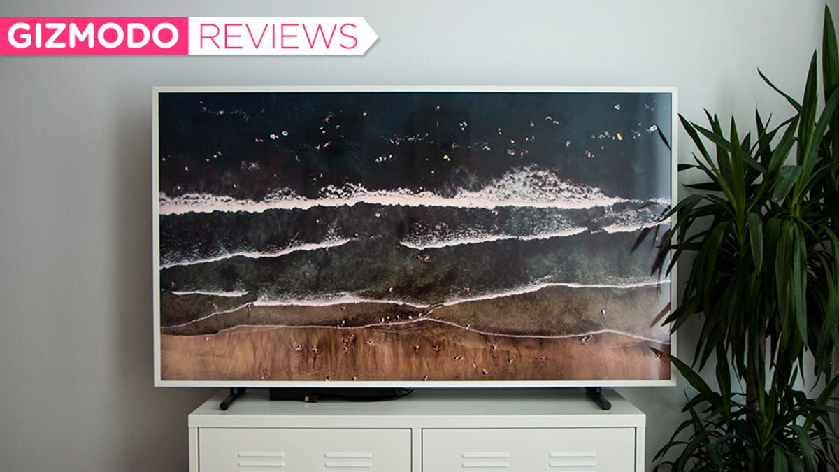The frame by samsung is not a work of art but it sure is a fine tv jeuxipadfo Gallery