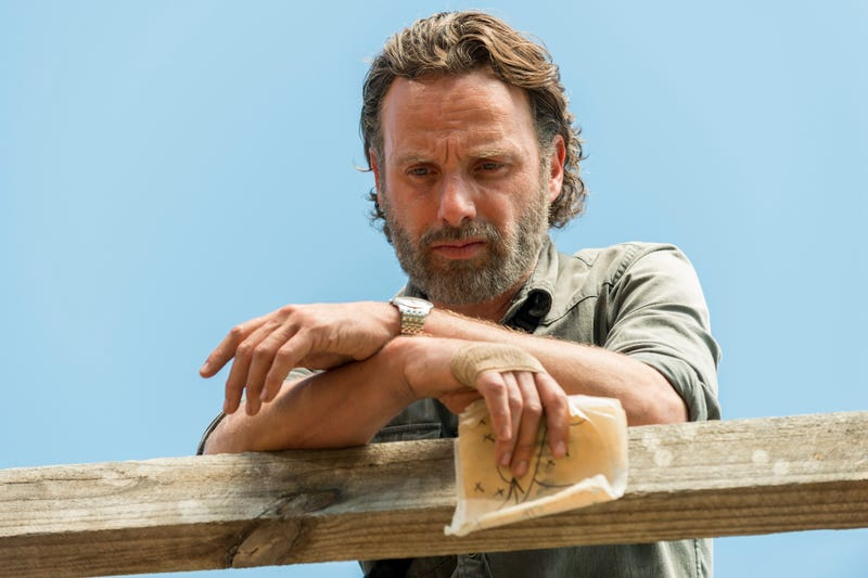 The Walking Dead (Photo: Gene Page/AMC Networks)