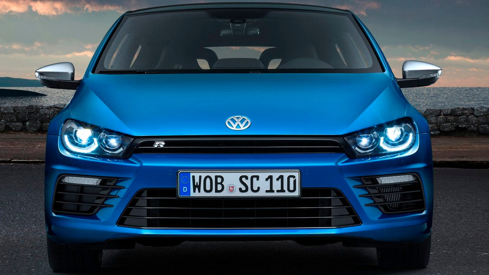 the next volkswagen scirocco could be a 330 hp ultimate. Black Bedroom Furniture Sets. Home Design Ideas