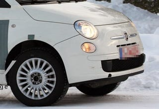 Illustration for article titled Is an all-wheel-drive Fiat 500 in the works?