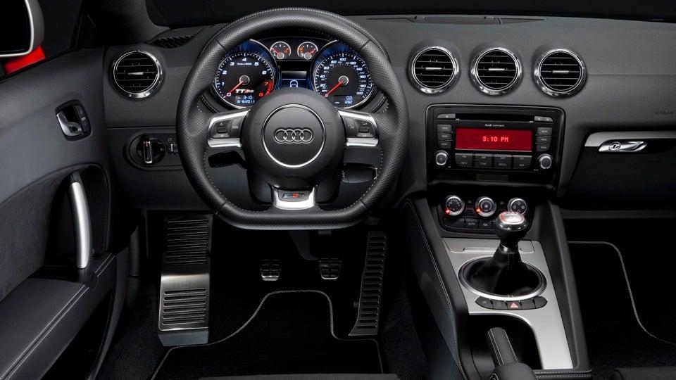 2012 audi tt rs first drive rh jalopnik com Audi TT Quattro 2015 Audi TT