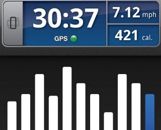 Illustration for article titled RunKeeper for Android Maps and Graphs Your Exercise