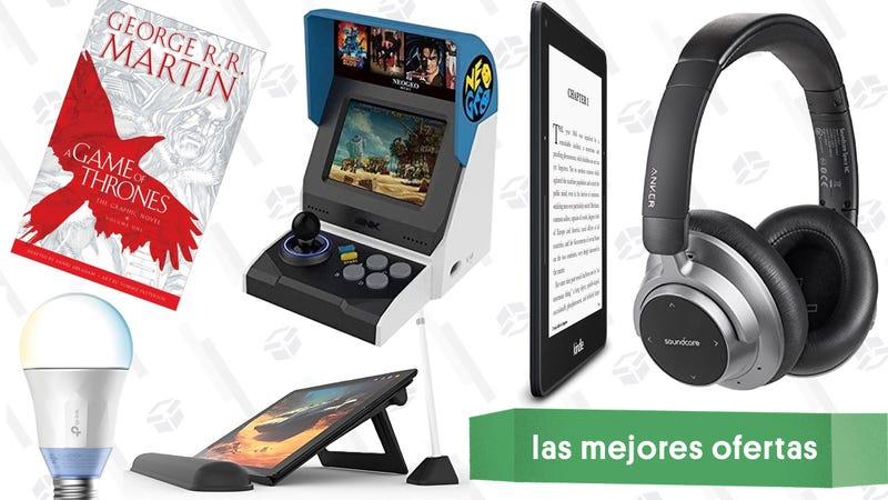 Illustration for article titled Las mejores ofertas de este miércoles: Herramientas de Craftsman, Neo Geo Mini, auriculares con cancelación de ruido y más