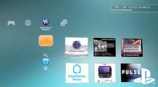 Illustration for article titled PS3 Firmware 3.0 Adds New XMB, Dynamic Themes, Avatars