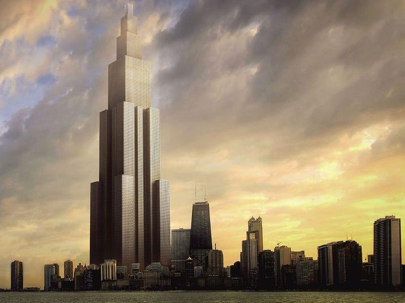Illustration for article titled China construirá el rascacielos más alto del mundo en solo 7 meses