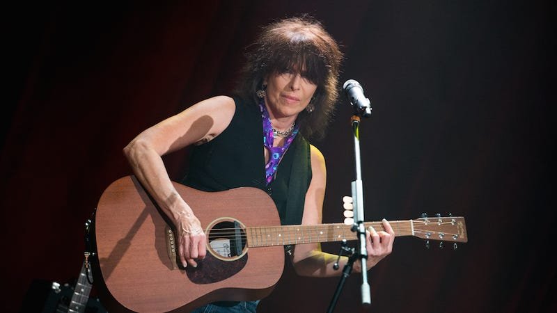 Illustration for article titled Fuck Yeah: Chrissie Hynde Is Writing a Memoir