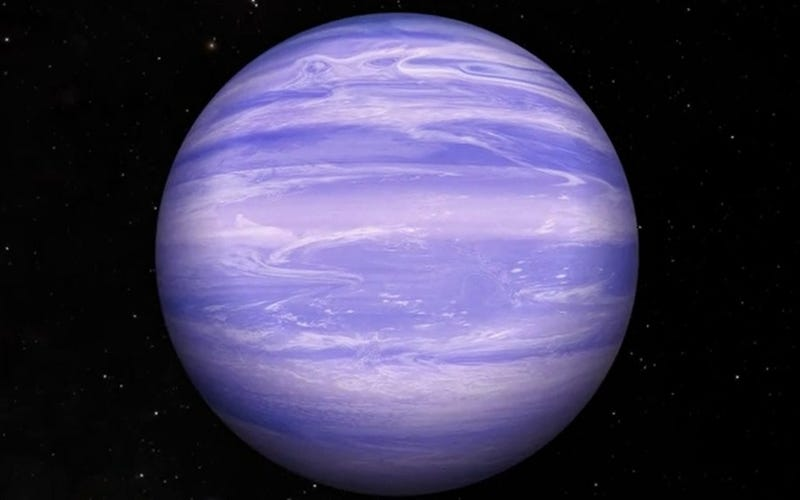 Illustration for article titled Whoa–Water Ice Clouds Suspected In Brown Dwarf Beyond The Solar System