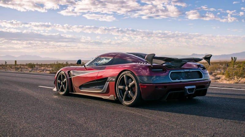 Photo via Koenigsegg