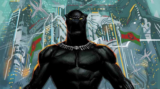 Basically Every Black Panther Comic Is Free on Comixology Right Now