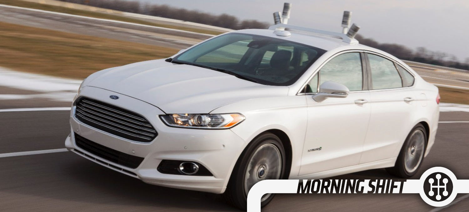 Good morning! Welcome to The Morning Shift your roundup of the auto news you crave all in one place every weekday morning. Here are the important stories ... : are fords good cars - markmcfarlin.com