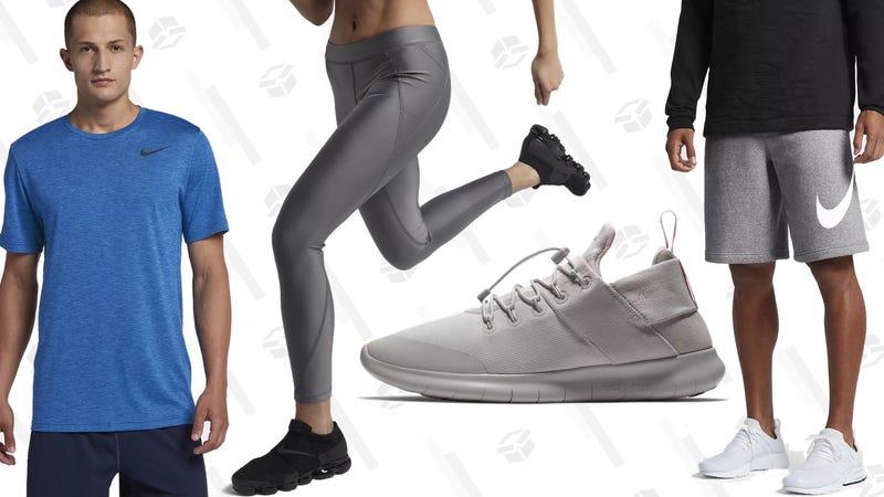 Un 20% adicional en ciertos estilos   Nike   Usa el código HOT20Gráfico: Jillian Lucas