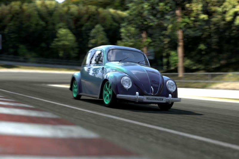 Illustration for article titled Herbie the dank bug