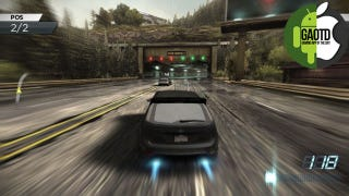 Illustration for article titled Need for Speed Most Wanted Mobile Is Excellent, Until You Play the Console Version