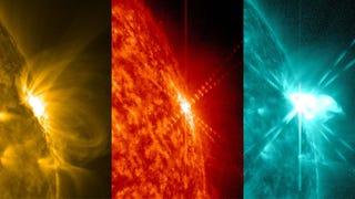 Illustration for article titled Solar burp
