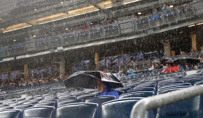 I'm the rain.