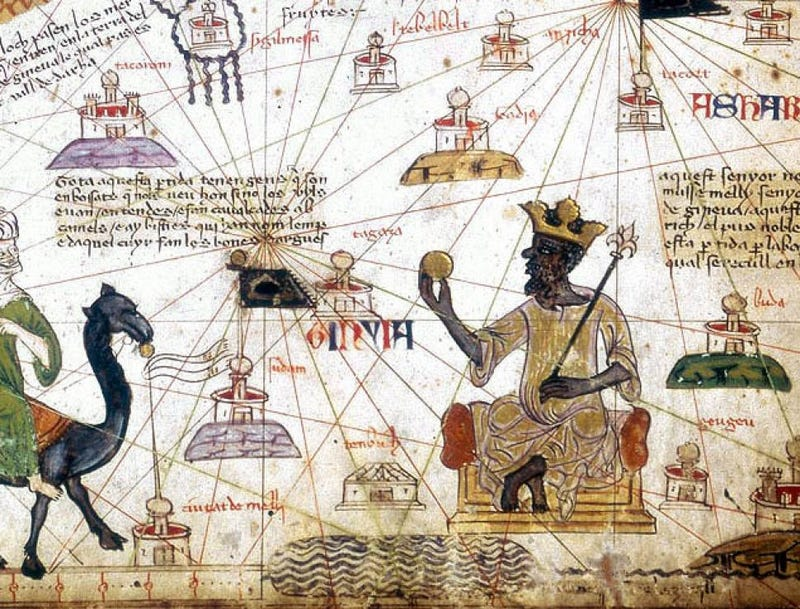 Illustration for article titled 5 Awesome African Civilizations That Aren't Egypt