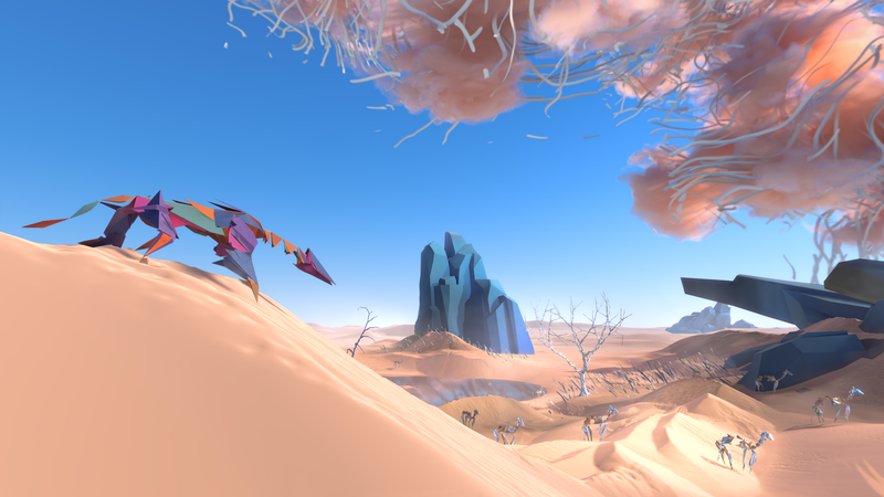 Illustration for article titled Another World Creator Éric Chahi Is Back With A PS4 VR Game