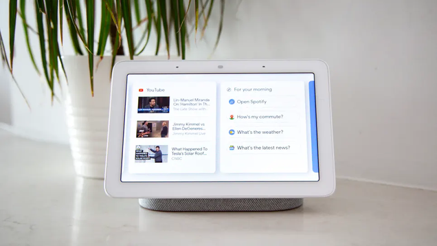 Google s Nest Hub Is Making Its Way Into Your Hotel Room