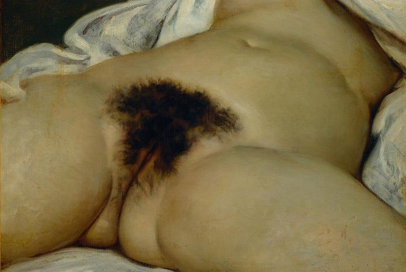 Illustration for article titled Resuelven el misterio de una de las pinturas más escandalosas de la historia del arte: la mujer detrás del Origen del Mundo