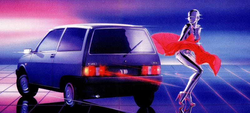 Illustration for article titled Fiat Made A Female Terminator Long Before Schwarzenegger Met The T-X