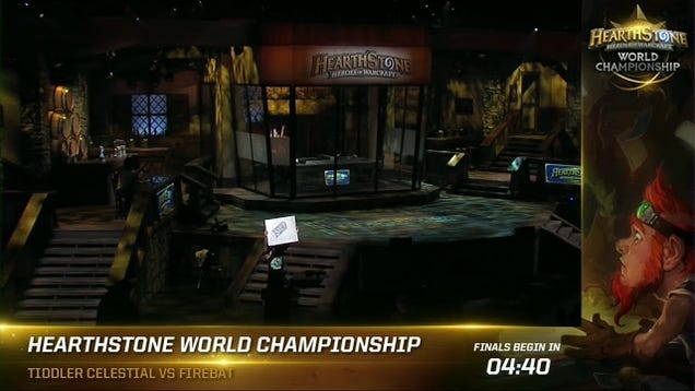 Watch The Hearthstone World Championship Finals Live ...