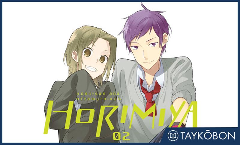 Illustration for article titled Horimiya Vol. 2 - Manga Review