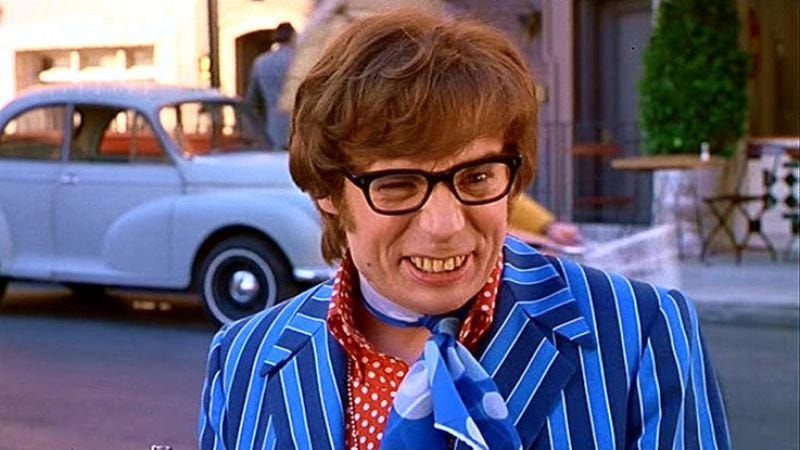 Screenshot: Austin Powers