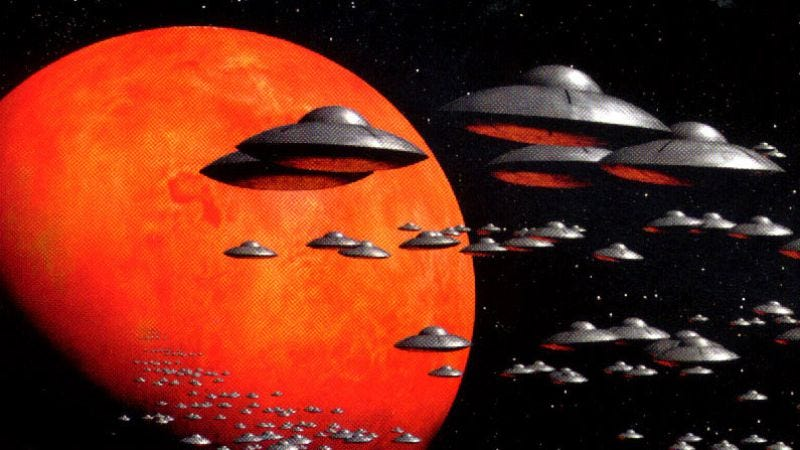 Illustration for article titled Planets attacking and attacked: 10 movies that travel through the solar system