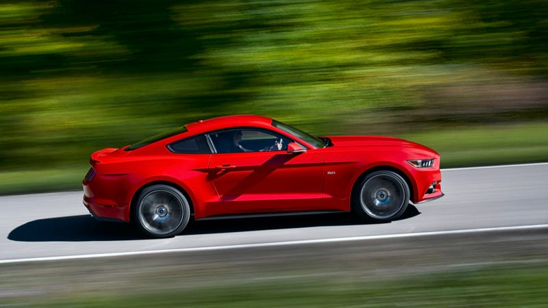 Illustration for article titled Would Anyone Buy A Diesel Or Hybrid Mustang?