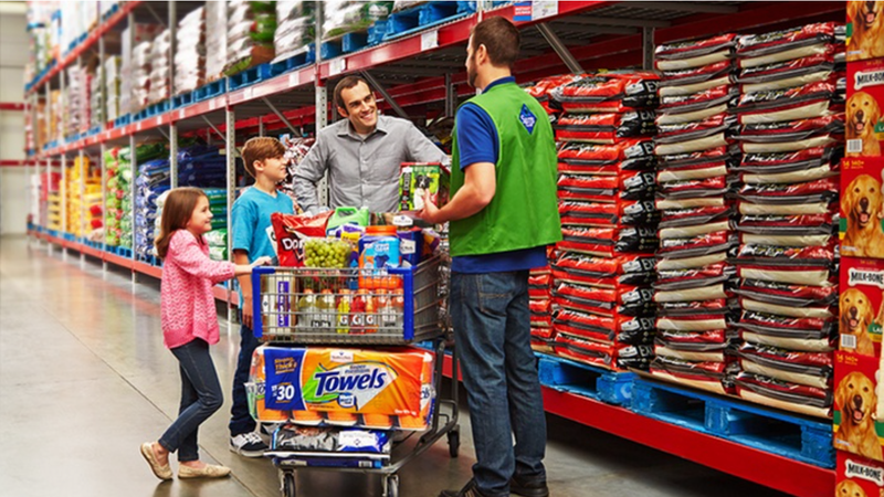 Sam's Club Memberships + Bonuses | $35-$45 | Groupon